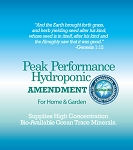 Peak Performance Hydroponic 1 Qt.