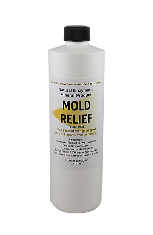 Mold Relief 12 oz. for your Home, RV, or Camper